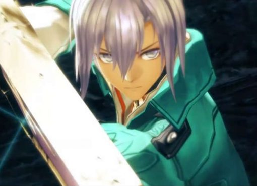Imagem do protagonista de Shining Resonance Refrain