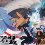 Arte e logo de The Witch and the Hundred Knight 2