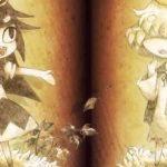 Captura de tela do primeiro trailer de Usotsuki Hime to Moumoku Ouji