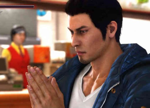 Protagonista de Yakuza 6: The Song of Life