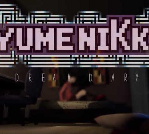 Captura de tela de um dos trailers de YumeNikki: Dream Diary