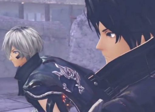Captura de tela de God Eater 3