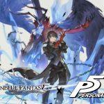 Colaboração entre Granblue Fantasy e Persona 5