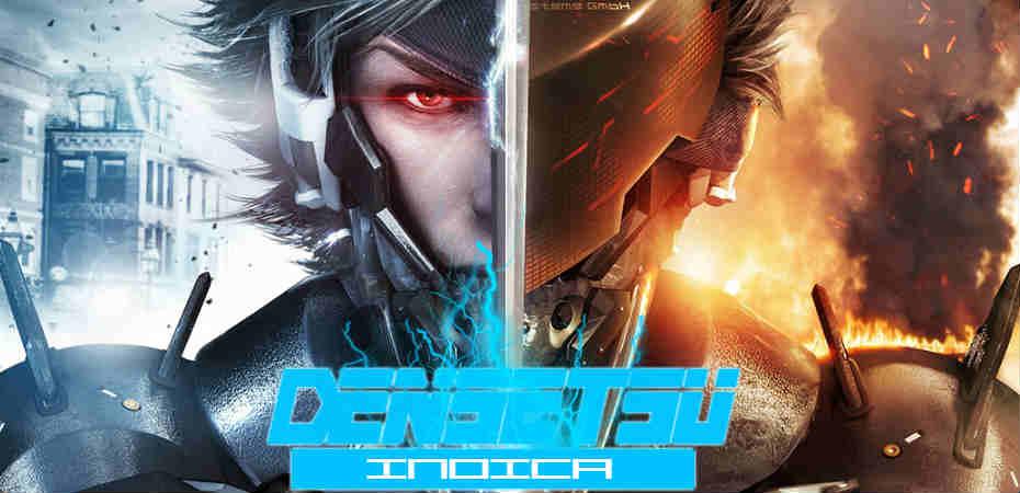 Imagem destaque de Densetsu Indica: Metal Gear Rising: Revengeance
