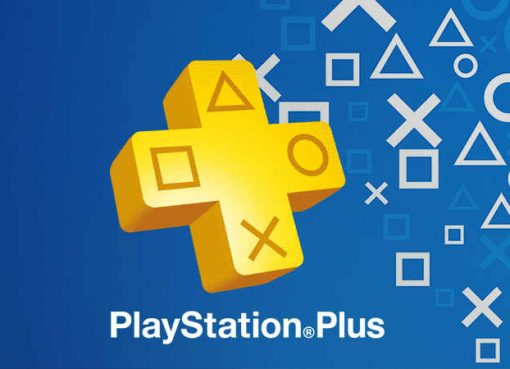 Logotipo da PlayStation Plus.