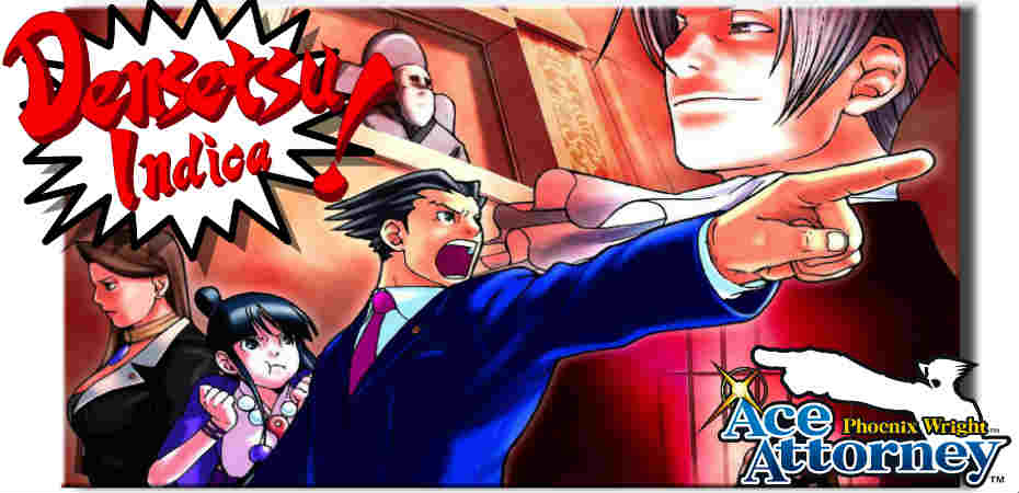 Personagens de Phoenix Wright: Ace Attorney