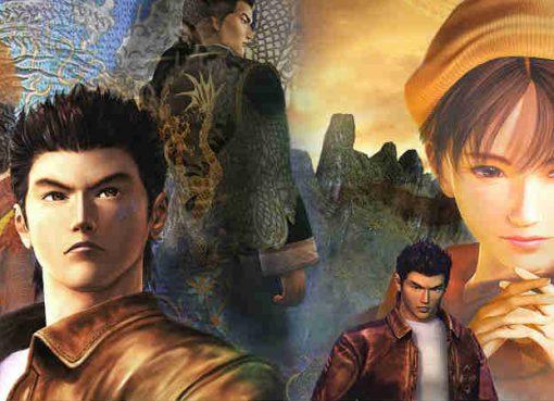 Imagem promocional de Shenmue I e II