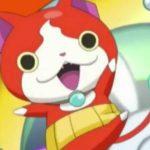 Captura de tela da abertura de Yo-kai Watch 3: Sukiyaki, o predecessor de Yo-kai Watch 4