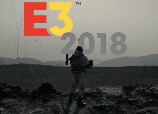 Death Stranding na conferência da Sony na E3 2018