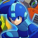 Artwork da capa de Mega Man 11