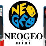 Imagens de ambas as versões do Neo Geo Mini