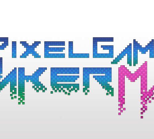 Logotipo de Pixel Game Maker MV