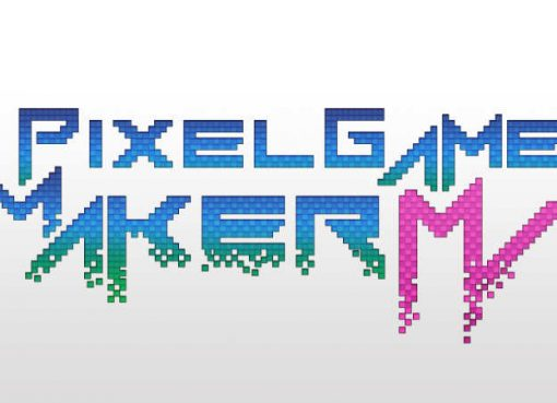 Logotipo de Pixel Game Maker MV