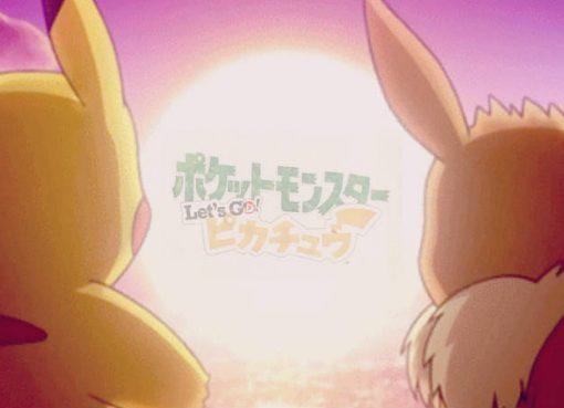Pikachu e Eeevee encaram seu futuro jogo