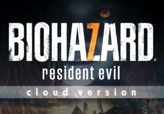 Logo e arte de Resident Evil 7: Biohazard Cloud Version