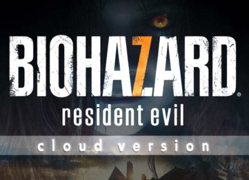 Logo e arte de Resident Evil 7: Biohazard Cloud Version