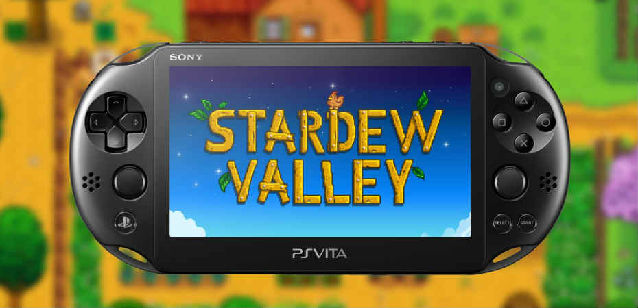 Stardew Valley para PS Vita