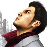 Arte do remaster de Yakuza 3