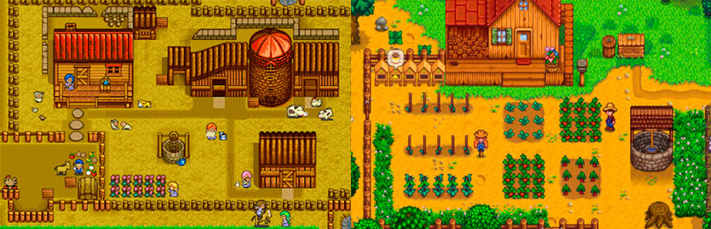 Harvest Moon: The Tale of Two Towns | #DensetsuIndica