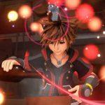 Screenshot de Sora e Remy em Kingdom Hearts 3