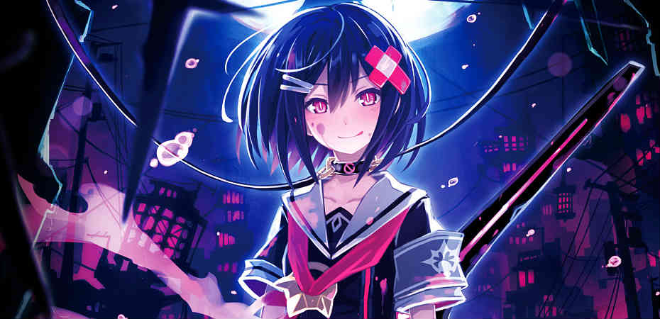 Artwork de Mary Skelter: Nightmares