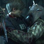 Screenshot de Resident Evil 2