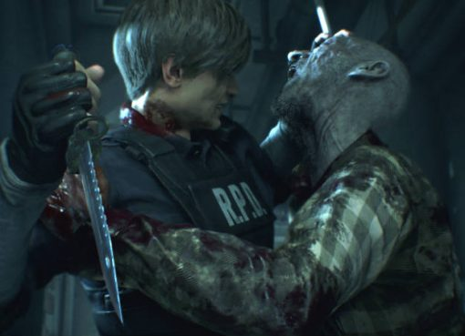 Screenshot de Resident Evil 2