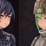Screenshot da segunda DLC de Sword Art Online: Fatal Bullet