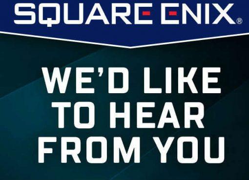 Pesquisa da Square Enix