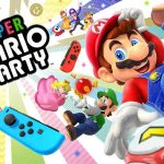 Arte e logo de Super Mario Party