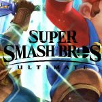 Ilustração de Super Smash Bros. Ultimate