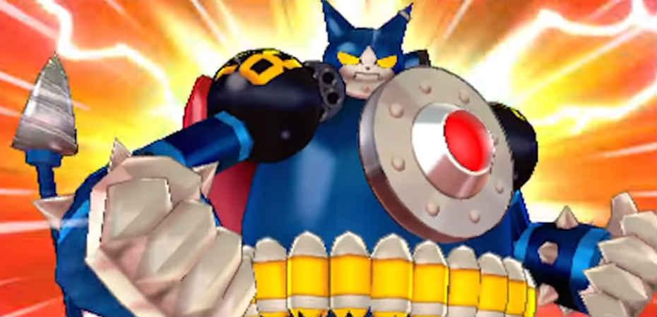 As duas versões de <i>Yo-kai Watch Blasters</i> chegam ao ocidente em setembro