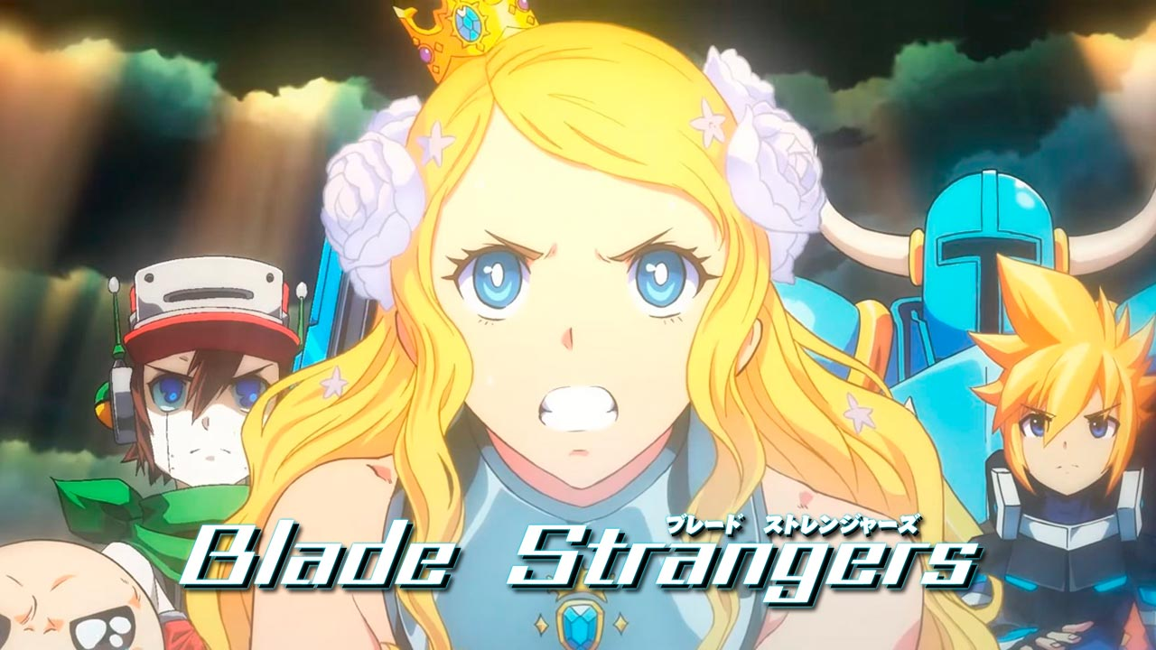 <i>Blade Strangers</i> é anunciado para PS4 e Switch no Japão