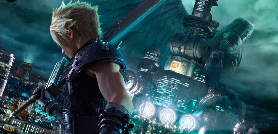 Novidades sobre o desenvolvimento de <i>Final Fantasy VII Remake</i>