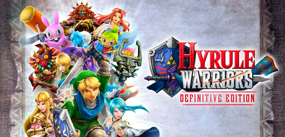 <i>Hyrule Warriors: Definitive Edition</i>, o Musou definitivo