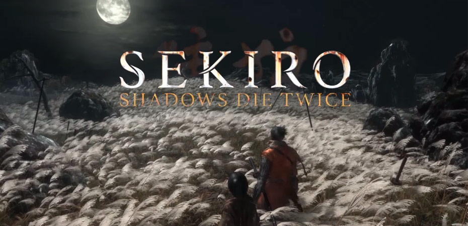 <i>Sekiro: Shadows Die Twice</i> é anunciado para PS4, Xbox One e PC | <b>#E32018</b>