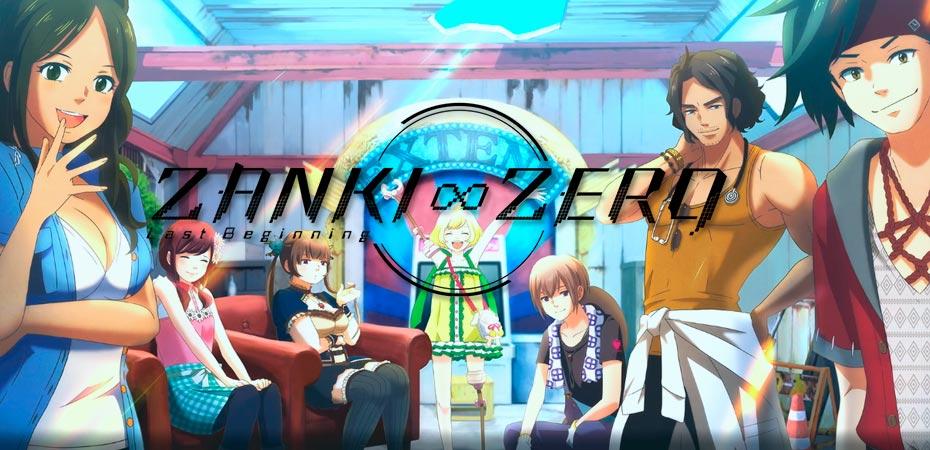 Conheça a Garagem no novo vídeo de <i>Zanki Zero: Last Beginning</i>