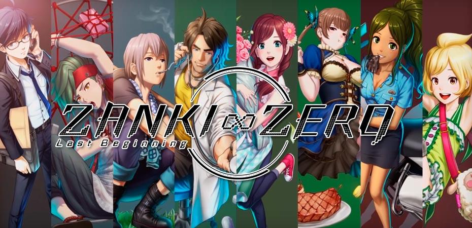 Novo vídeo traz detalhes do sistema de <i>Zanki Zero: Last Beginning</i>