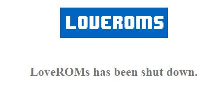 Um dos sites de ROM que a Nintendo processou e fechou