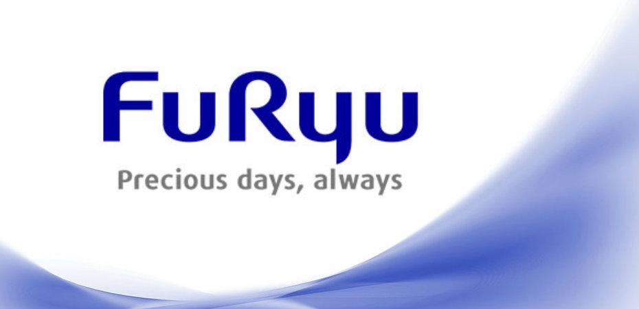 Logo e motto da FuRyu