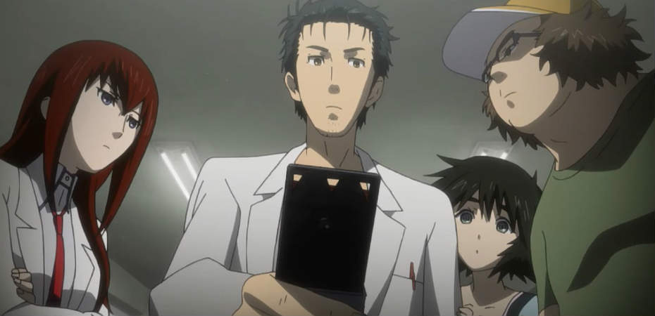 Screenshot de Steins;Gate Elite