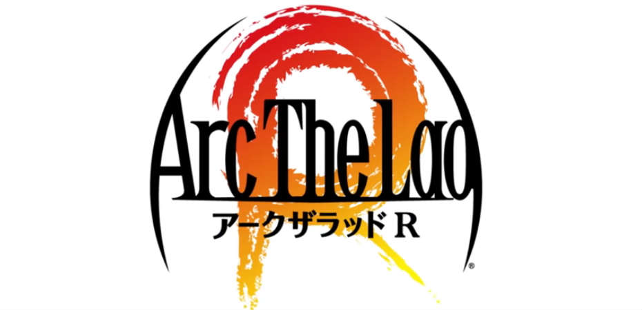 Logo de Arc the Lad R