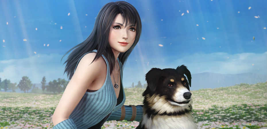 Rinoa Heartilly em Dissidia Final Fantasy NT