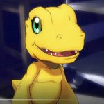 Screenshot de gameplay de Digimon Survive