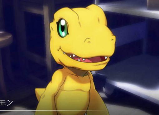 Screenshot de gameplay de Digimon Survive