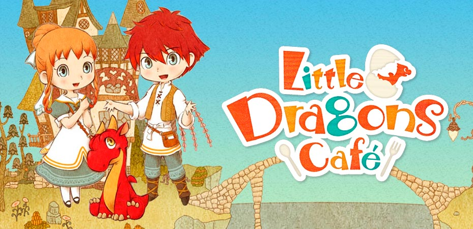 Dois personagens e novas informações reveladas de <i>Little Dragons Café</i>