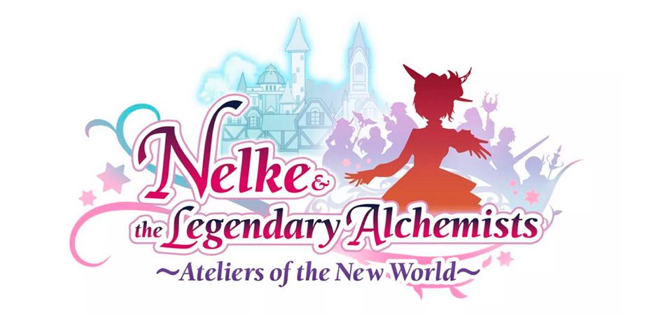 <i>Nelke & the Legendary Alchemists: Ateliers of the New World</i> anunciado para o ocidente