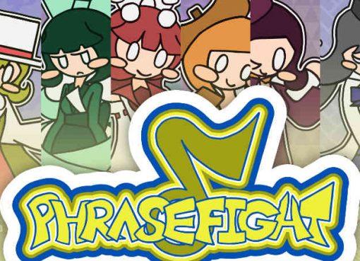 Ilustração principal de Phrasefight