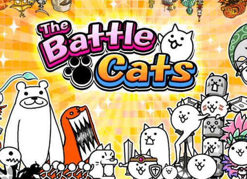 Poster de The Battle Cats (Nyanko Daisensou)