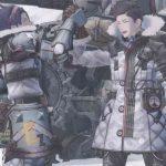 Screenshot da abertura de Valkyria Chronicles 4